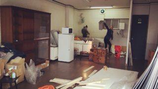 倉庫→Cafe baila  紡ぐ、育むストーリー STORY1