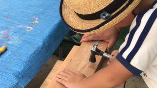 木工ワークショップを開催しました